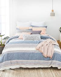 home tuscan stripe duvet set skip to the end of the images gallery