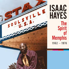 <b>Isaac Hayes - The</b> Spirit Of Memphis (1962-1976) (2017, CD ...