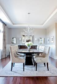 stylish houzz dining room dining room transitional with beveled mirror beige houzz dining room chairs ideas