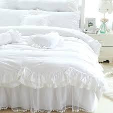 vintage lace duvet cover cotton lace duvet covers luxury quality 100 cotton white 4pcs princess girl
