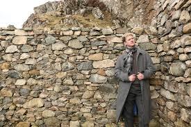 marlborough harris tweed overcoat