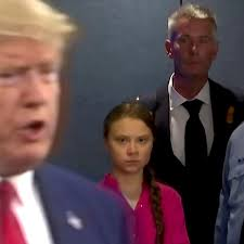 Greta Thunberg: 'I wouldn't have wasted my time' speaking to Trump | Greta  Thunberg | The Guardian