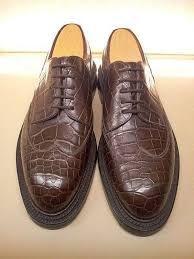 <b>Men's Genuine</b> Alligator <b>Leather</b> Oxford Business <b>Dress</b> Shoes | Jm ...