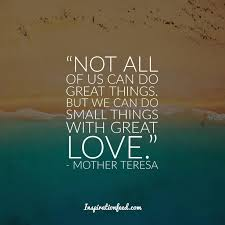 Mother Teresa Quotes Custom 48 Mother Teresa Quotes On Service Life And Love Inspirationfeed