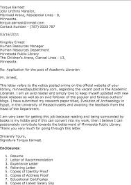 Sample Cover Letter For Lecturer Position In University
