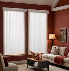 Decor Interesting Lowes Window Treatments For Chic Home Lowes Vertical Window Blinds