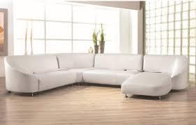 modern leather sectional sofas. Divani Casa - Luxury Modern Leather Sectional Sofa Sofas