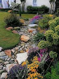 50 Super Easy Dry Creek Landscaping Ideas You Can Make