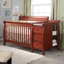 All In One Crib 4 In One Crib With Changing Table Thebangups Table Beneficial