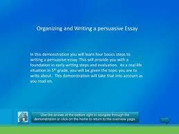 essay exle slide1 l steps for
