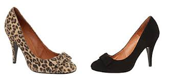 office leopard print. Office \u0027Samba\u0027 Bow Court Shoes In Leopard Print And Black Suede B