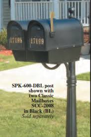 double mailbox post. Delivery Time Information. Ashland Double Mailbox Post E