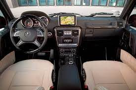 Orange county drivers have come to expect many of the same features from the cabins of both mainstream and luxury suvs, but there's nothing ordinary about the g wagon's interior! 2018 Mercedes Benz G Class Interior Photos Carbuzz