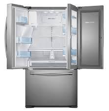 Counter Fridge Samsung Stainless Steel Counter Depth French Door Refrigerator