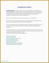 10 Self Introduction Letter Samples Proposal Sample
