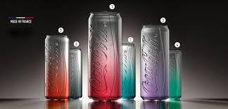 mcdonald s coca cola e glass 10 year commemorative slim france