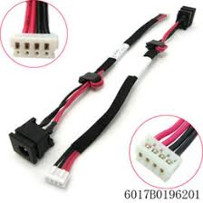 satellite harness online satellite harness for ac dc power jack cable plug in socket wire harness for toshiba satellite c655d s5081