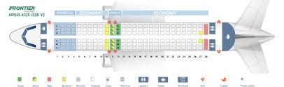 11 All Inclusive Airbus A320 100 200 Seat Chart