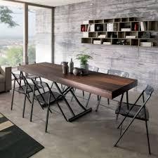 Passo  Cristallo Transforming Table