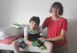 Lost: machine that keeps my son well | Islington Tribune