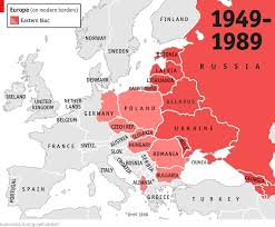 the good war myth of world war two national vanguard the soviet union extended its sphere of influence across eastern europe during the cold war