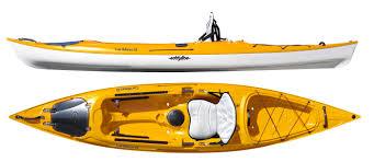 Kayak Caribbean 12 Eddyline Kayaks And Paddles