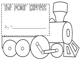 Polar Express Coloring Pages Free Polar Express Coloring Sheets Free