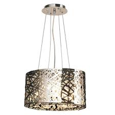 worldwide lighting aramis collection 5 light chrome crystal chandelier with crystal shade