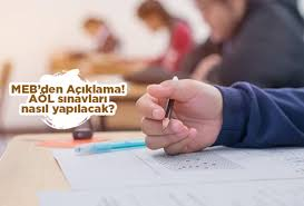AÖL sınavları nasıl yapılacak? Açık lise sınavları online mi olacak 2021?