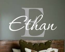 name decal personalized monogram kids wall decals boys wall decal name vinyl lettering baby boy nursery wall decal on vinyl wall art boy nursery with personalized monogram kids wall decals vinyl wall art