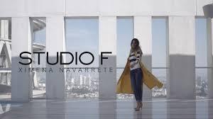 Studio F Design Ximena Navarrete Para Studio F Spring 2017