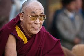 Resultat d'imatges de dalai lama nonviolence