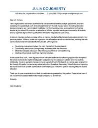 cover letter for education job special education cover letter sample