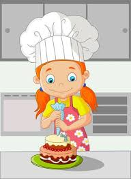 Image result for cake decorating clipart