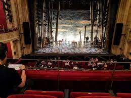 Royal Alexandra Theatre Section Dress Circle