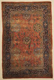 antique indian mughal classical rug genuine woven carpet art intricate authentic rugore santa barbara