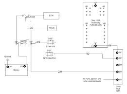 power winch wiring diagram wiring diagram schematics 3 phase disconnect switch wiring diagram nodasystech com