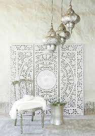 Marokkanisches Möbeldesign Islamic Pinterest Orientalisch Einrichten Ideen In Weiß Und Silbern Mandala Wanddeko Wandbilder Marokkanische Lampen Design 130 Ideen Für Orientalische Deko Luxus Pur Ihrer Wohnung