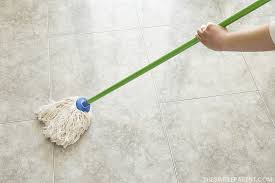 how to clean grout with vinegar and baking soda cleaning grout on tile floors or