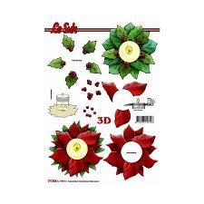 Poinsettia Designs Christmas Poinsettia Designs Paper Tole