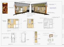 8 16 tiny house plan awesome get free plans to build this adorable tiny bungalow
