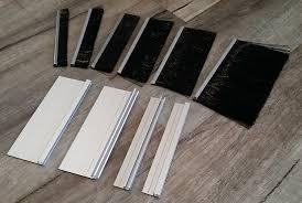 garage door seal strip30m Strip Brush And Garage Door Seals  4mm NYLON FIBRE  Choose