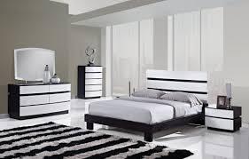 Modern Bedroom Black White Modern Bedroom Furniture Brucallcom