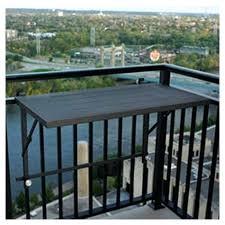 deck rail tables deck rail mount grill shelf deck railing table diy