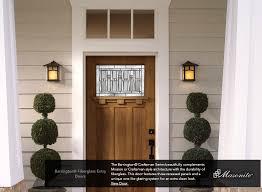 interior and exterior doors and trim