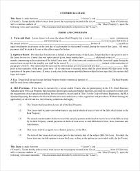 What should be included in a rental agreement? Commercial Rental Agreement 18 Free Word Pdf Documents Download Free Premium Templates