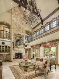Large Living Room Big Living Room With Simple Classy Furniture And High Ceiling And