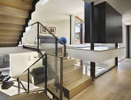Split Level House In Philadelphia. Modern Home Design