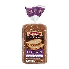 Whole Grain 15 Grain Bread Pepperidge Farm
