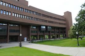 Elliott Hall Campus Maps